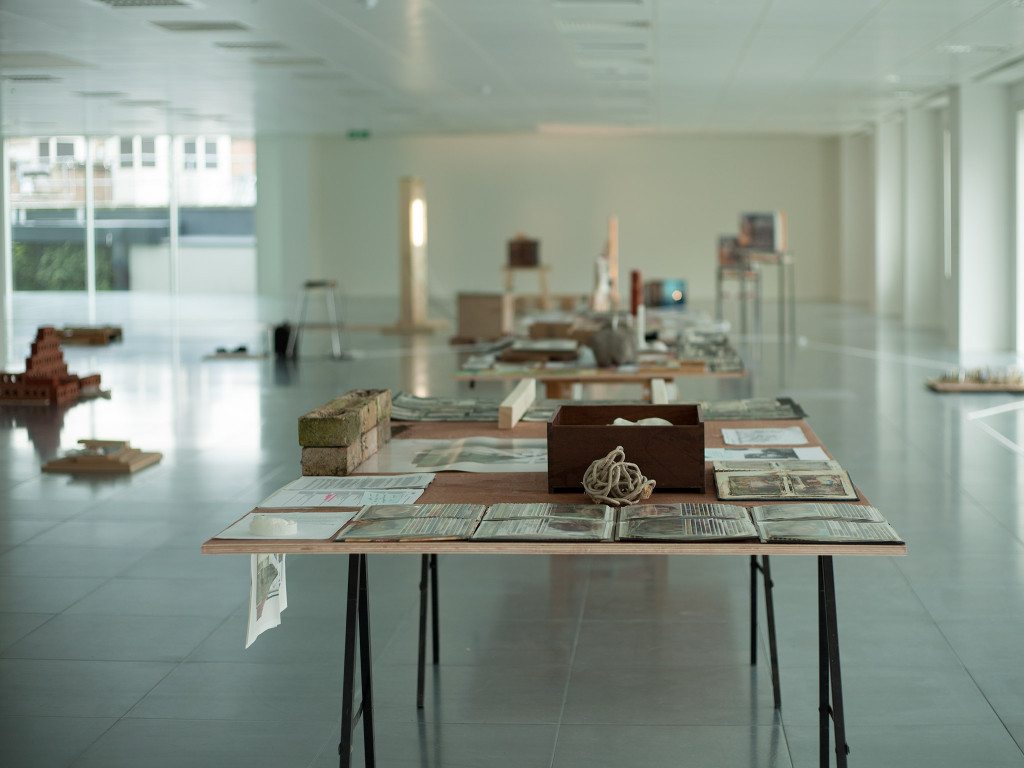 paula roush: Participatory Architectures, exhibition views, Paradigm Store, 5 Howick Place, London