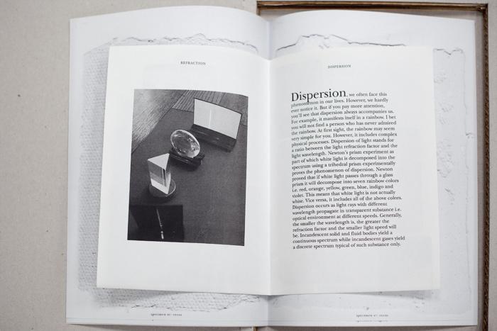 Decomposition: dispersion A3 insert