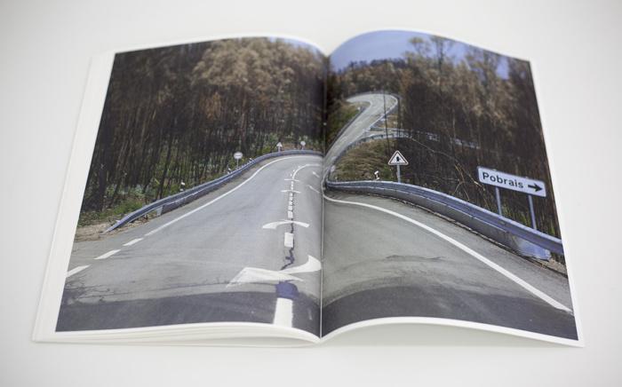 Andresa Olimpio, photobookwork , Page turner: photography, the book and self-publishing exhibition, Lisbon Photobook Fair at the Arquivo Municipal de Lisboa Fotográfico, November 2017