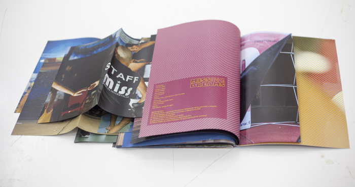 Luis Carvalhal, Missing Dreams, Page turner: photography, the book and self-publishing exhibition, Lisbon Photobook Fair at the Arquivo Municipal de Lisboa Fotográfico, November 2017
