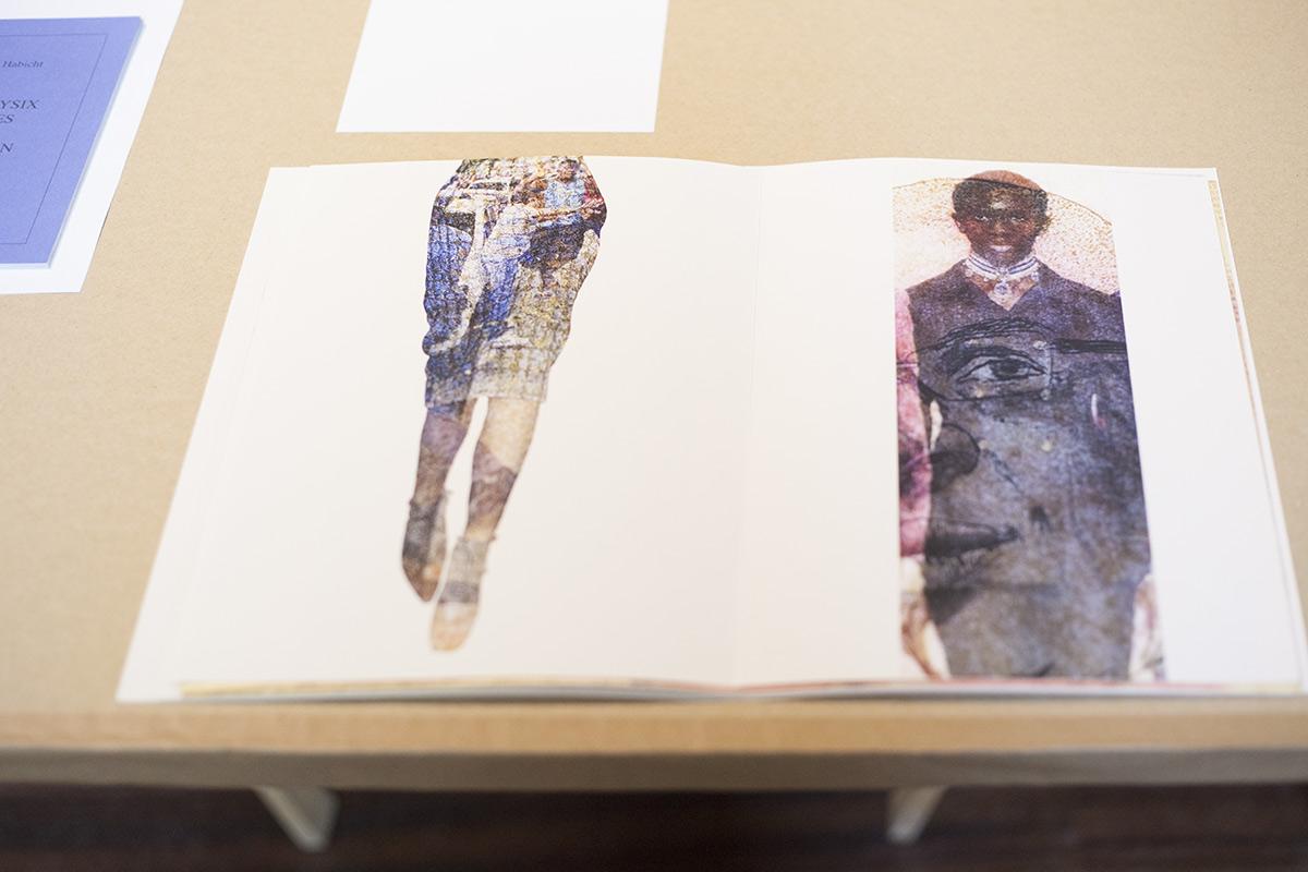 The Book Dispersed, exhibition view, Casa das Artes + Sput&Nik the Window, Porto